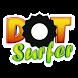 Dot Surfer by StudioTrinetra