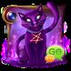 Dark Magic GO SMS by GO T-Me