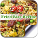 Fried Rice Recipe by Must Tools