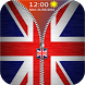 United Kingdom Zipper Screen by Yujika App