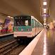 Paris Metro Wallpapers by avesrimas