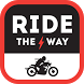 Ride the Way; motorbike routes by Chapeaux