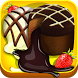 Chocolate Molten Lava Cake by FrolicFox Studios