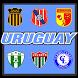 Logo Quiz de Futbol Uruguayo by Virality Media