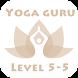 Yoga Guru L5-5 by Guru Inc.
