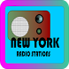 New York Radio Stations by Tom Wilson Dev