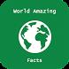 World Amazing Facts by Imagine Start