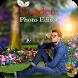 Garden Photo Editor by Stylish Photo Maker