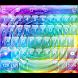 Keyboard Theme Glass Ripple