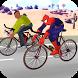 Superhero City Cycle Racing - Bicycle Riding by Volcano Gaming Studio