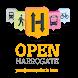 Open Harrogate by Brass Agency Ltd