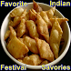 Indian Festive Savories by Prabha S