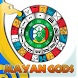Mayan Gods by DeNAide