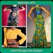 Latest Kitenge Dress Designs by Mintama Apps