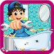 Kids Toilet Repair & Wash by 2D Fun Club