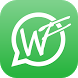 WhatsUp plus - fake chat conversation for whatsapp by Fake Chat Conversations for whatsapp