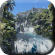 Waterfall Island Live Wallpape by Best Live Background