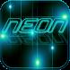 Neon Tech light Theme by Wonderful DIY Studio
