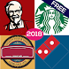 Restaurant Logo Quiz: Logo Quiz Game 2018 FREE by utarr games