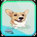 Dog Wallpaper Cute Shibaken's HD by Zeinhd Design
