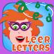 Juf Jannie-Letters leren lezen by Shoto