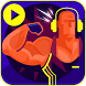 Fitness Workout Music by NETIGEN Games