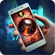 Ghost Detector in Camera by Packet Ball Games