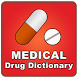 Medical Drugs Guide Dictionary by Van Solutions