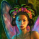 beautiful fairy wallpaper by Dark cool wallpaper llc