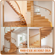 wood staircase design ideas by diyoapps
