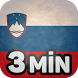 Impara lo sloveno in 3 minuti by 3-MIN-SOFTWARE