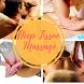 Deep Tissue - Massage