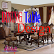 Dining Table Design by adielsoft
