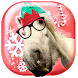 Christmas Horse Live Wallpaper by Pretty Cute Kitty