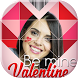 Valentine Magazine Cover Maker by Super Cool Girl Games and Apps Free
