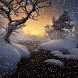 Snowy Sunset Live Wallpaper by Daksh Apps