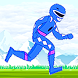 Blue Ranger Jump Game by Aylin play market