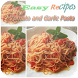 Tomato and Garlic Pasta by one create