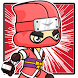 Running Pinky Ninja by iONO Tech