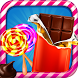 Chocolates Candy Bar Cooking by Smile Stones Studio