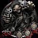 3D devil skull theme by 3dthemecoollauncher