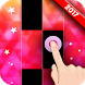 Magic Piano Music pink Tiles by ghaniapp.dev
