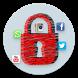 قفل وحماية البرامج WhatsApp Facebook Instagram by H&K WEB