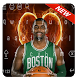 Keyboard for Kyrie Irving Boston Celtics 2018 by Alex devlopper