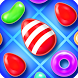 Cookie Crush Match 3 & Sweet Candy Fever by Match 3 Free Games