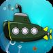Real Infinite Submarine Dive by 3MenStudio