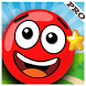 running red ball by tibhal