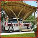 Modern Canopy Design by abundioapp