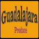 Guadalajara Produce by Achara Tech
