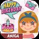 Feliz Cumpleaños Amiga - Imagenes y Frases gratis by CodevApps - Imagenes y Frases